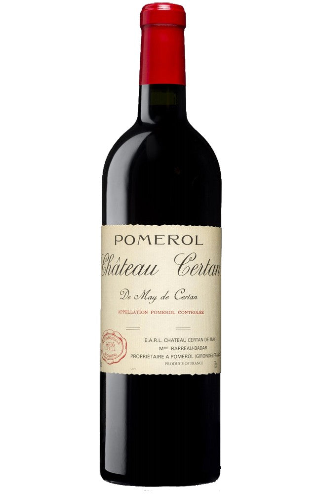 Château Certan de May Pomerol Red Wine