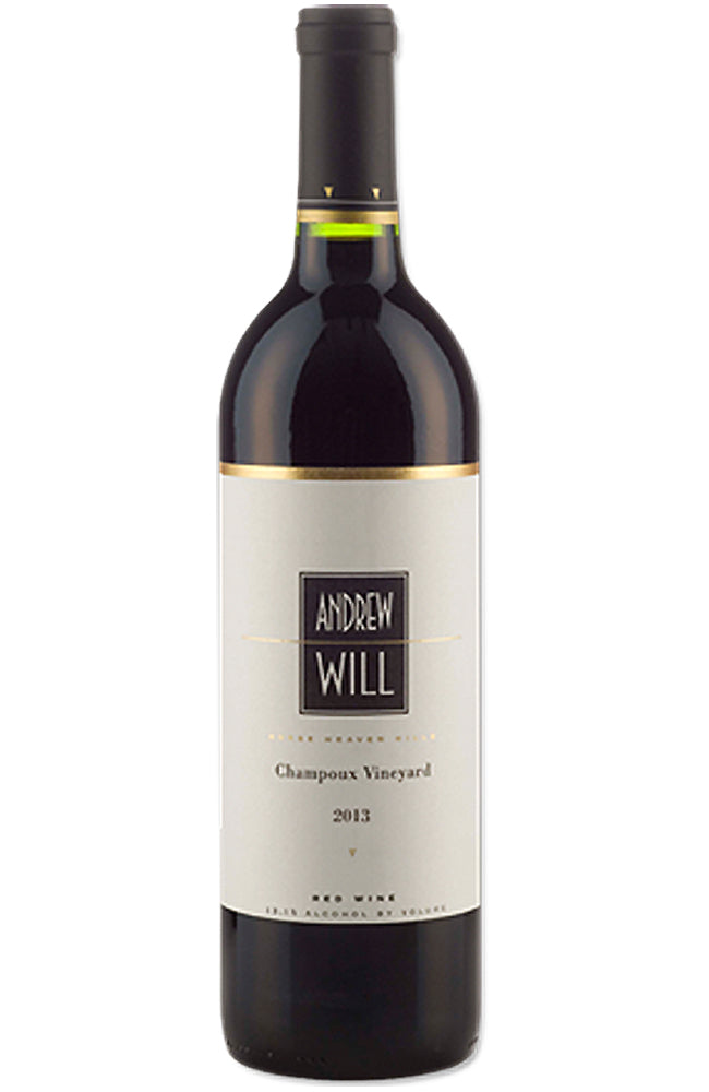 Andrew Will Champoux Vineyard Red Wine