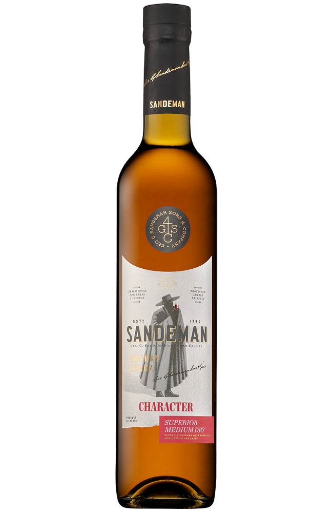 Sandeman Character Superior Medium Dry Sherry