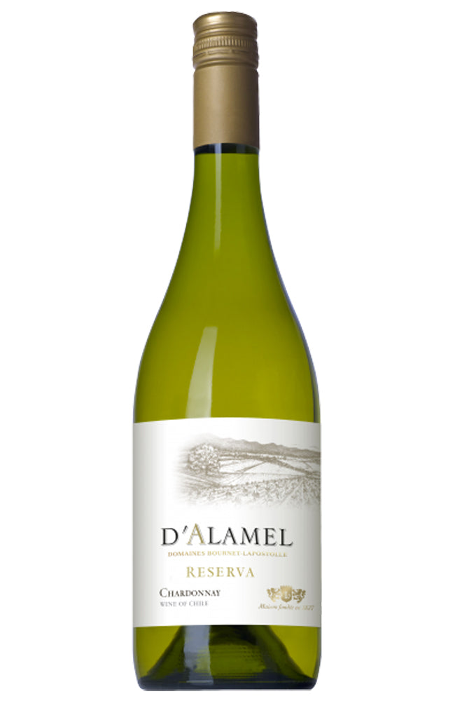 D'Alamel by Lapostolle Chardonnay Reserva