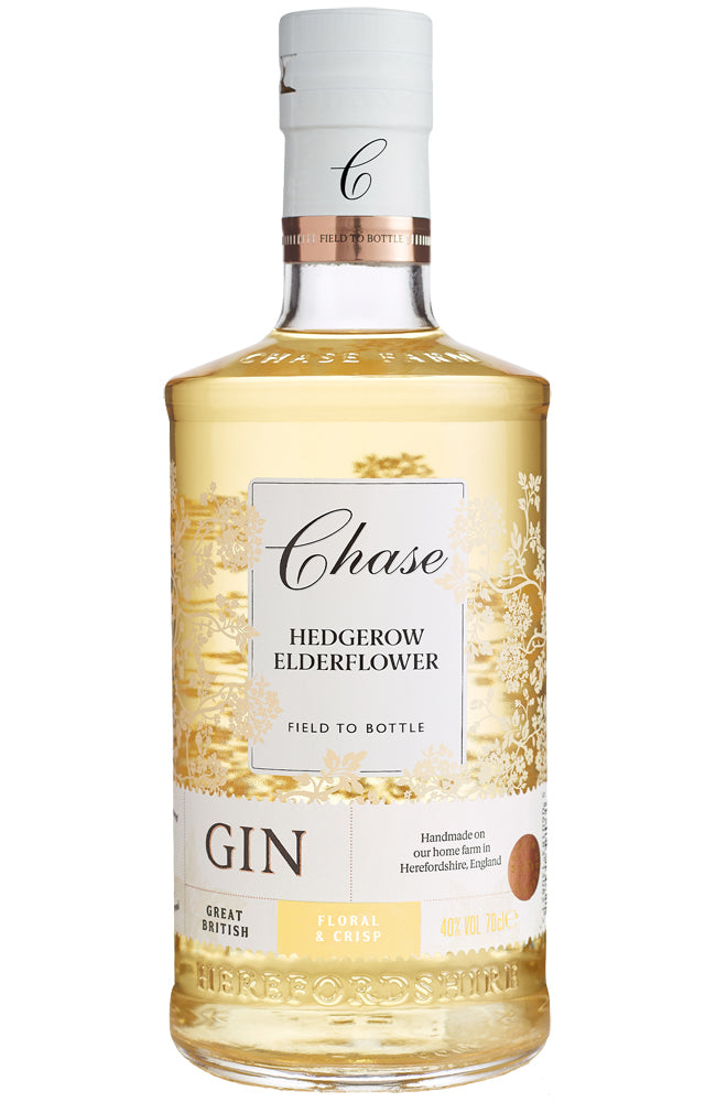 Chase Distillery Hedgerow Elderflower Gin