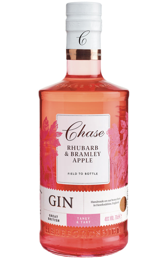 Chase Distillery Rhubarb & Bramley Apple Gin
