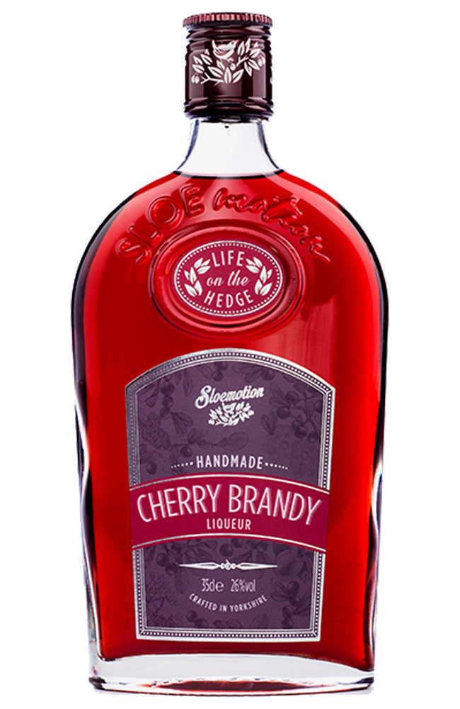 Sloemotion Distillery Handmade Cherry Brandy Liqueur 35cl
