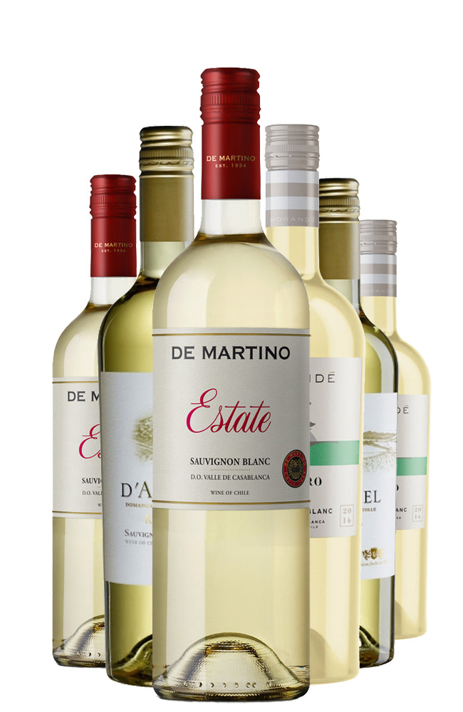 Weekday Chilean Sauvignon Blanc 6 Bottle Case