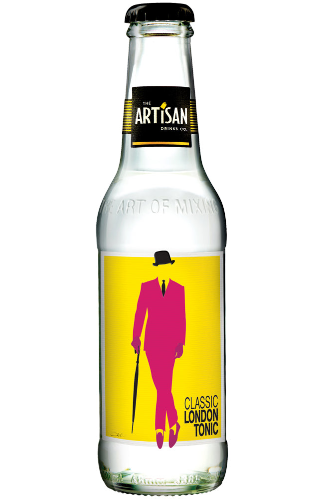 The Artisan Drinks Co. Classic London Tonic Bottle