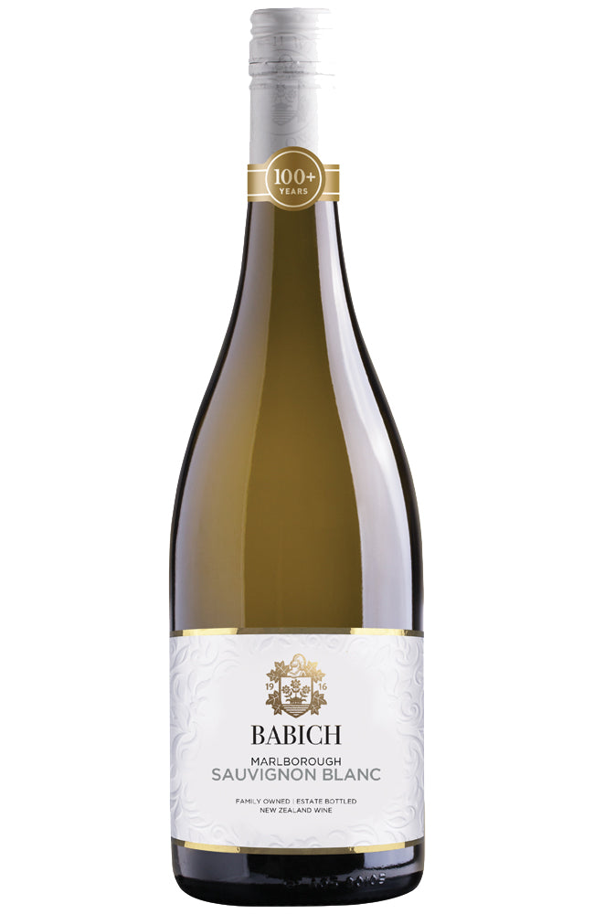Babich Classic Marlborough Sauvignon Blanc Bottle