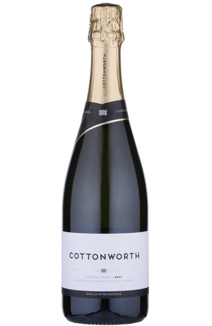 Cottonworth Classic Cuvée NV English Sparkling Wine