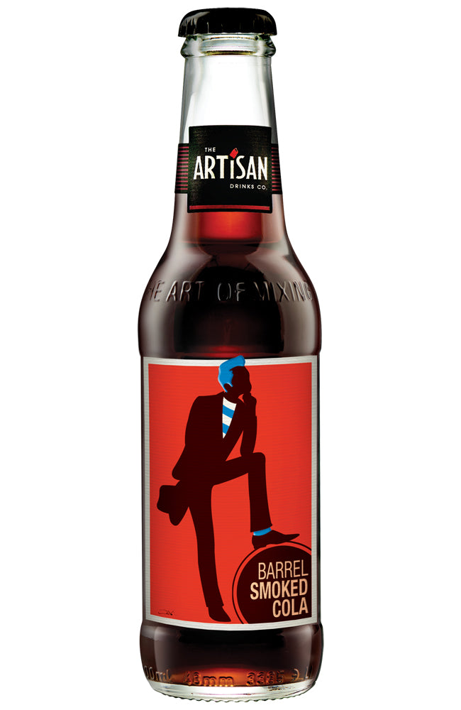 The Artisan Drinks Co. Barrel Smoked Cola Bottle