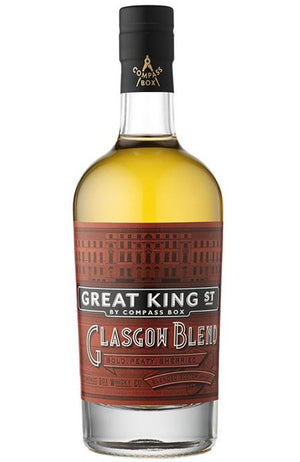 Compass Box Great King Street Glasgow Blended Scotch Whisky