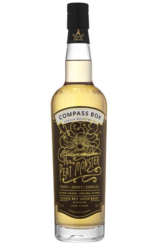 Compass Box The Peat Monster Blended Scotch Whisky
