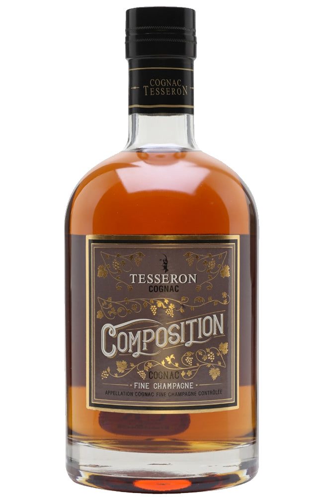 Cognac Tesseron Composition