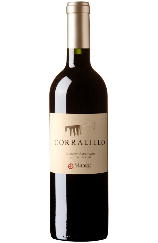 Matetic Corralillo Cabernet Sauvignon Bottle