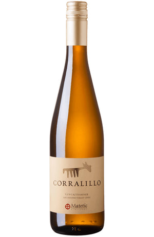 Matetic Corralillo Gewürztraminer Bottle