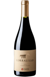 Matetic Corralillo Syrah Bottle