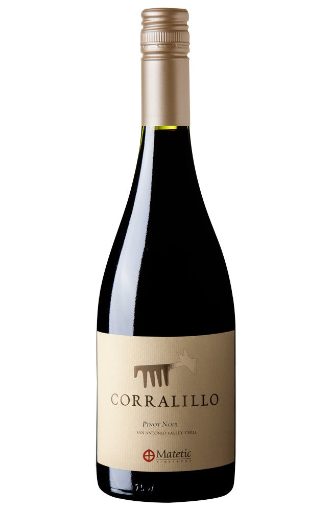 Matetic Corralillo Pinot Noir Chilean Red Wine