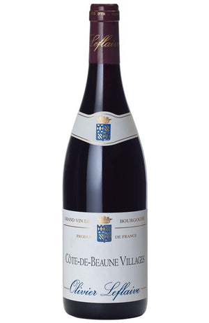 Olivier Leflaive Côte de Beaune Villages Red Burgundy Wine