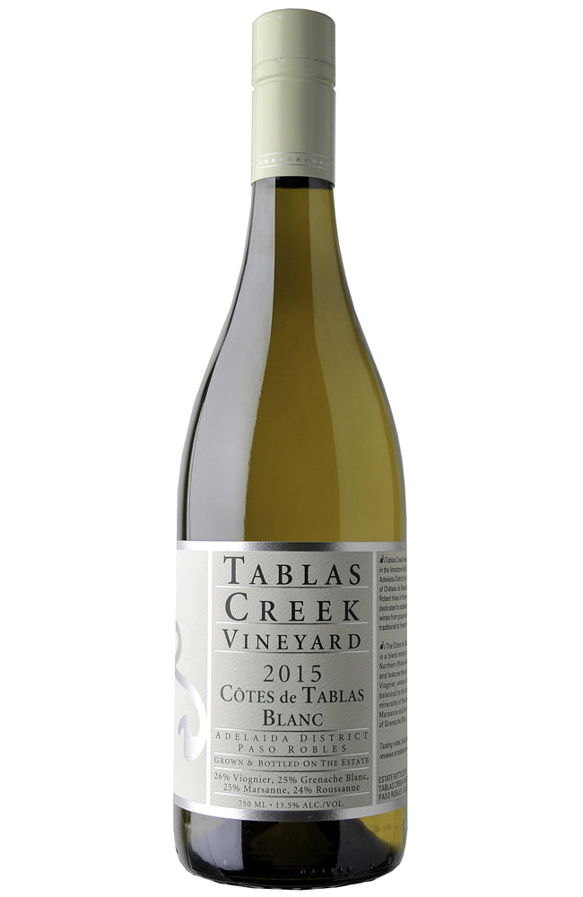 Tablas Creek Vineyard Côtes de Tablas Blanc
