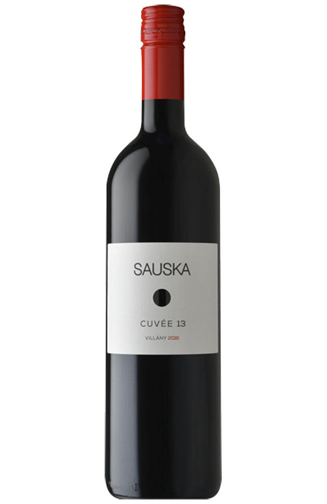 Sauska Cuvée 13 Hungarian Red Wine Blend