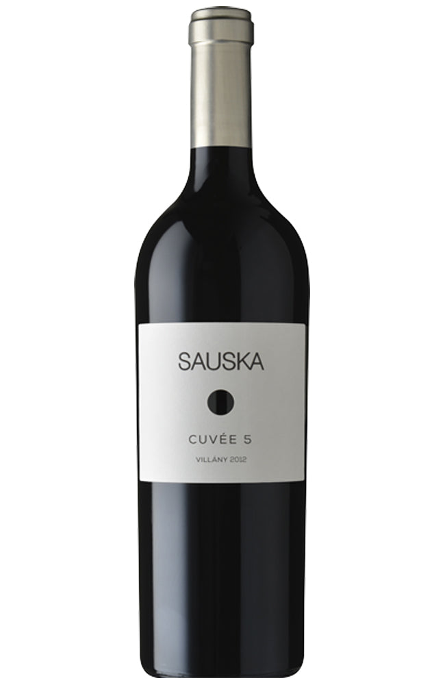 Sauska Cuvée 5 Bordeaux Style Red Wine Blend