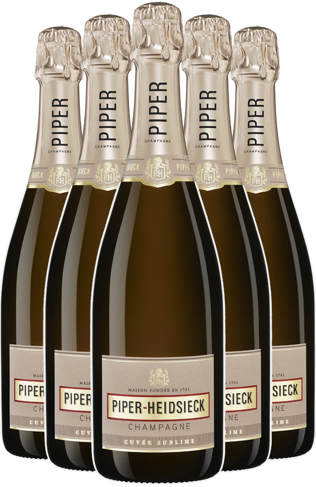 Champagne Piper-Heidsieck Cuvée Sublime Demi-Sec (Gift Boxed)