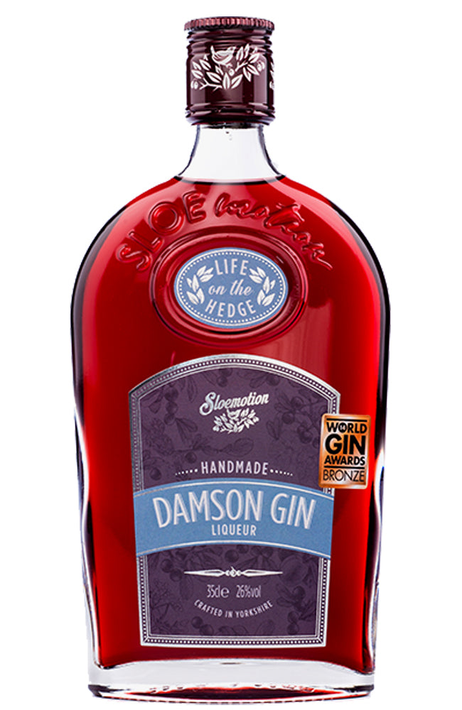 Sloemotion Distilery Handmade Damson Gin Liqueur 35cl Bottle