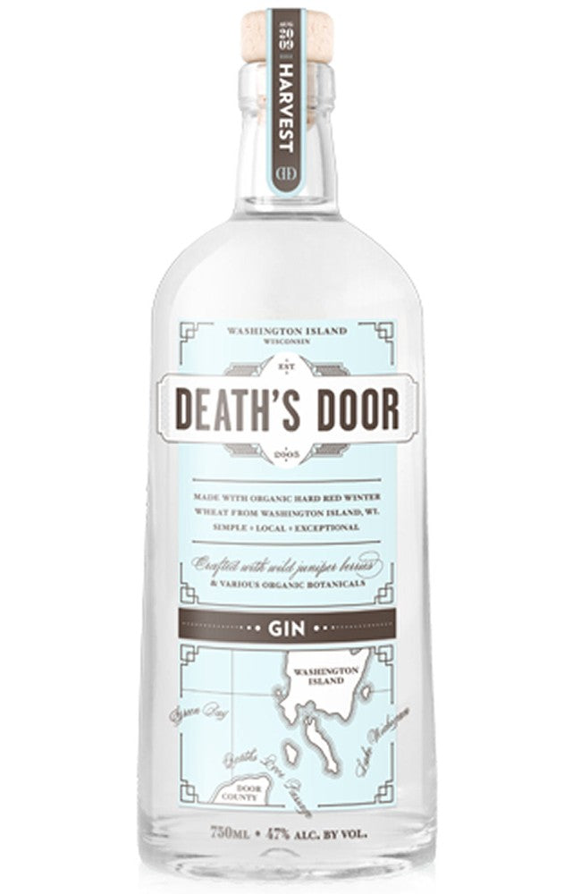Death's Door Gin Washington Island, USA