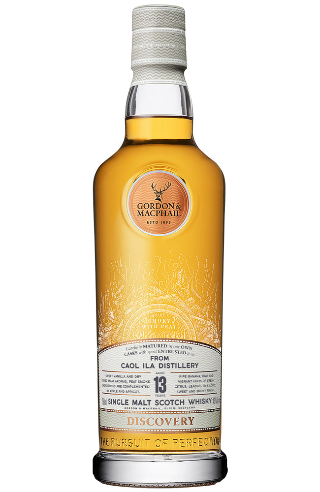 Gordon & MacPhail Discovery Caol Ila 13 Year Old Single Malt Scotch Whisky