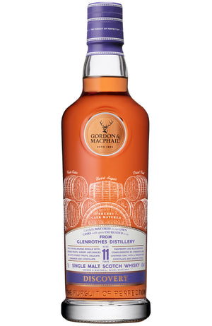 Gordon & MacPhail Discovery Glenrothes 11 Year Old Speyside Single Malt Scotch Whisky