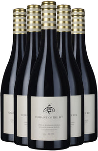 Domaine of the Bee Côtes du Roussillon Villages 6 Bottle Case