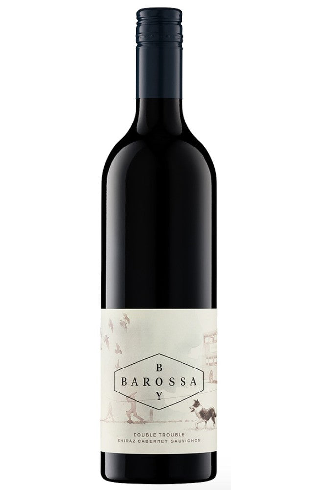 Barossa Boy Double Trouble Cabernet Shiraz Red Wine