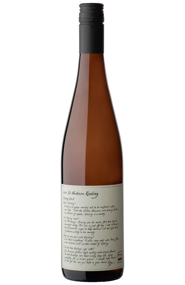 Lethbridge Dr Nadeson Riesling White Wine