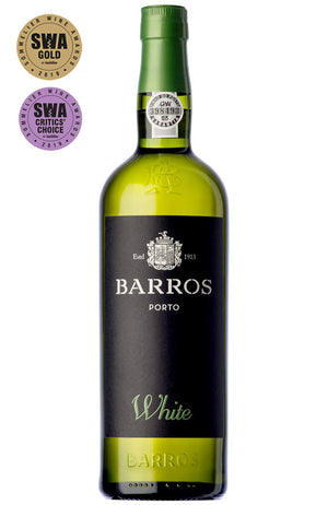Barros White Port