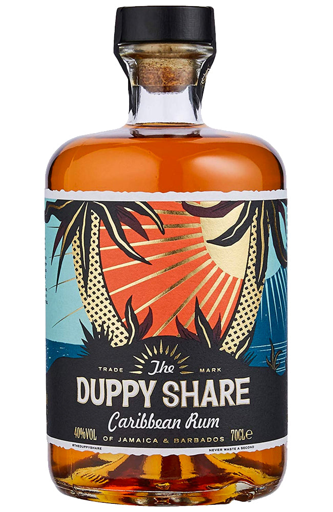 The Duppy Share Golden Rum