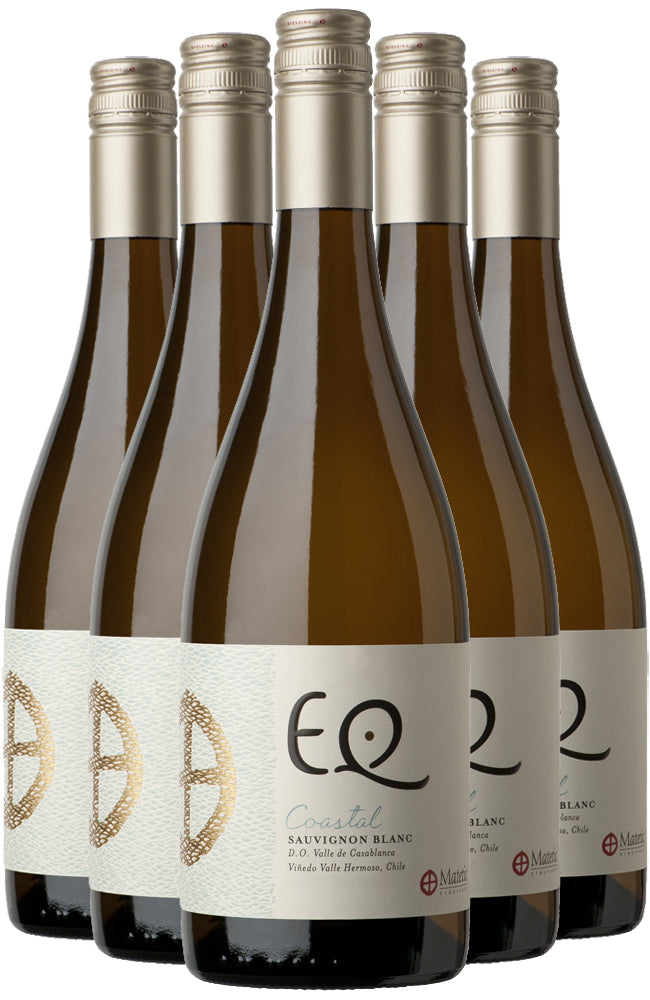 Matetic EQ Coastal Sauvignon Blanc 6 Bottle Case