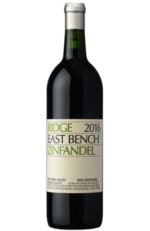 Ridge Vineyards East Bench Zinfandel