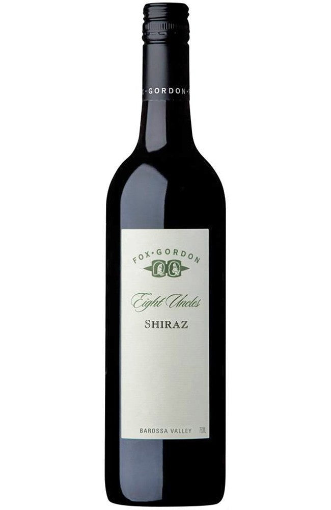 Fox Gordon Eight Uncles Shiraz Australian Red Wine