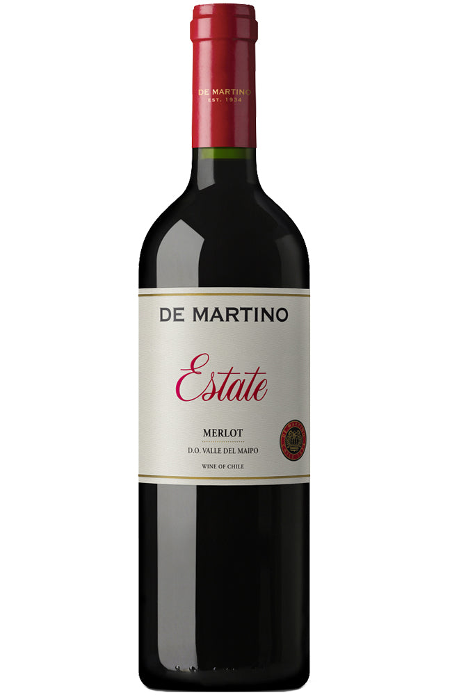 De Martino Estate Merlot Maipo Valley