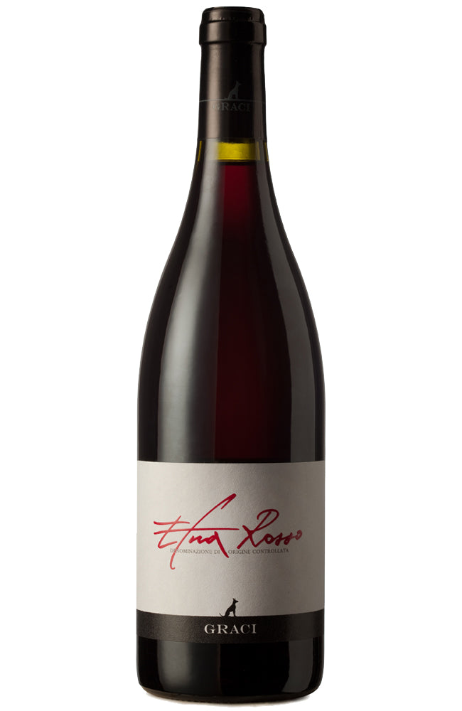 Graci Etna Rosso Red Wine from Mount Etna