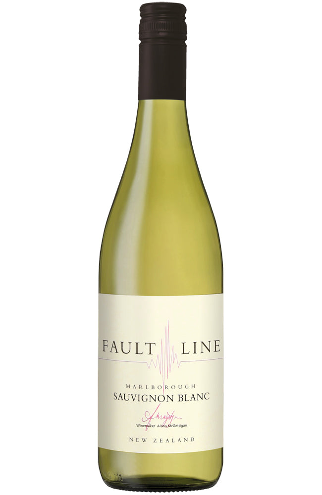 Faultline Sauvignon Blanc Marlborough New Zealand