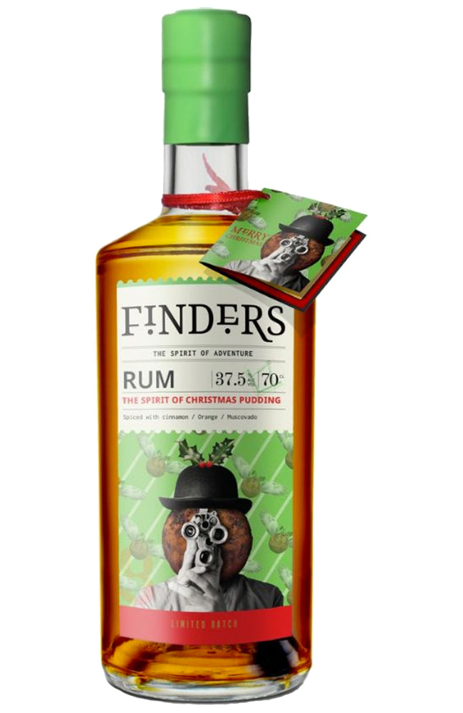 Finders The Spirit of Christmas Pudding Limited Edition Rum