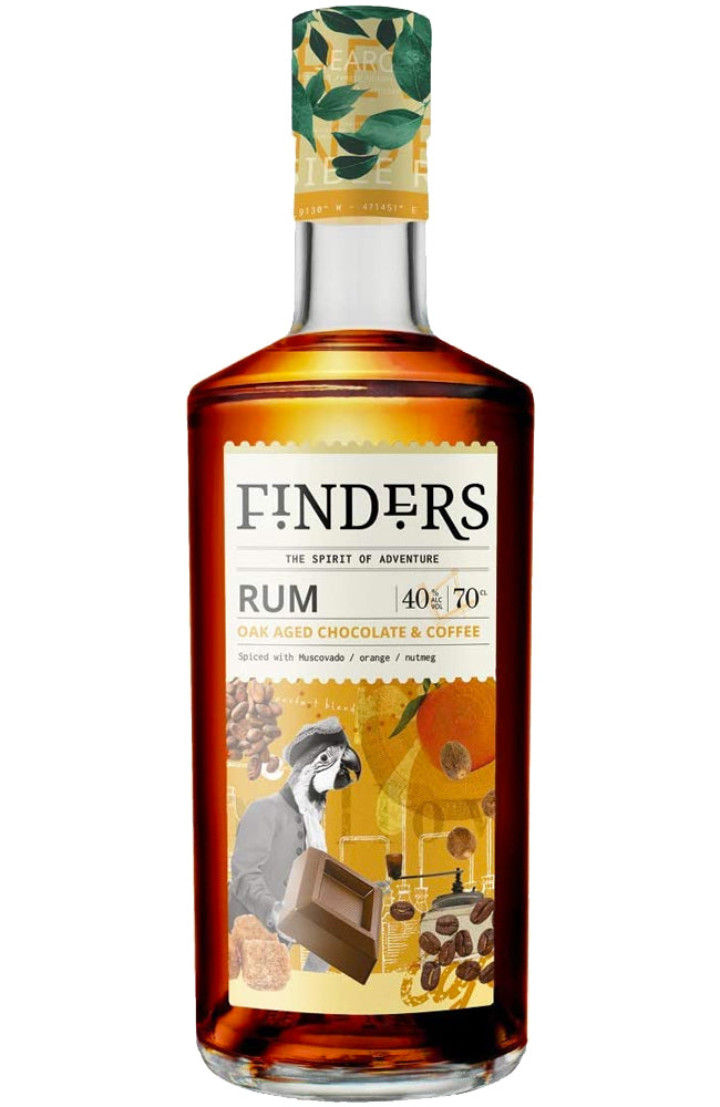 Finders Chocolate & Coffee Oak Aged Spiced Rum