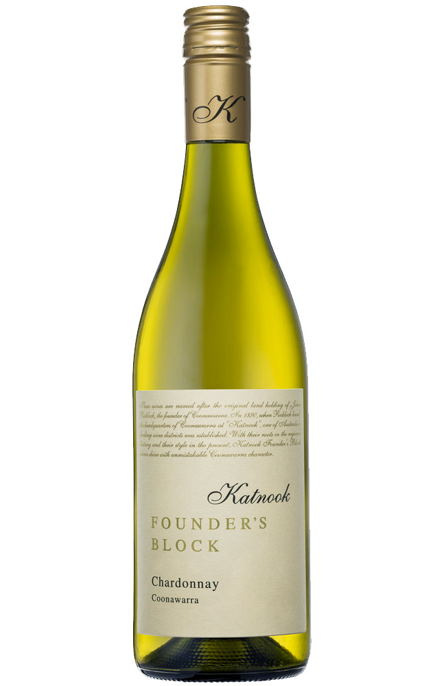 Katnook Estate Founder's Block Chardonnay