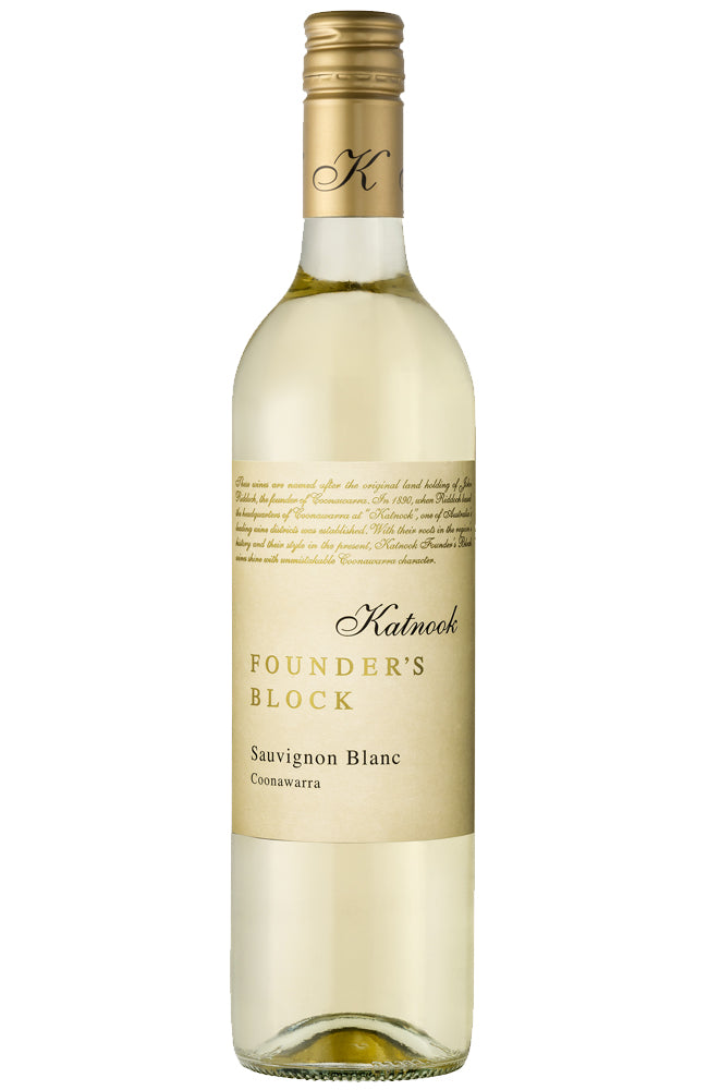 Katnook Estate Founder's Block Coonawarra Sauvignon Blanc
