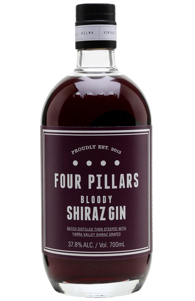 Four Pillars Bloody Shiraz Australian Gin