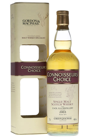 Gordon & MacPhail Connoisseurs Choice Coal Ila 2003 12 Year Old Islay Single Malt Scotch Whisky