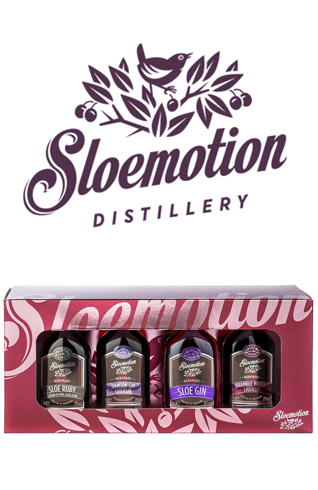 Sloemotion Distillery Liqueur Gift Pack