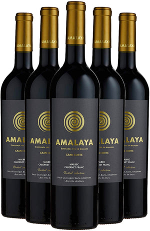 Amalaya Gran Corte 6 Bottle Case