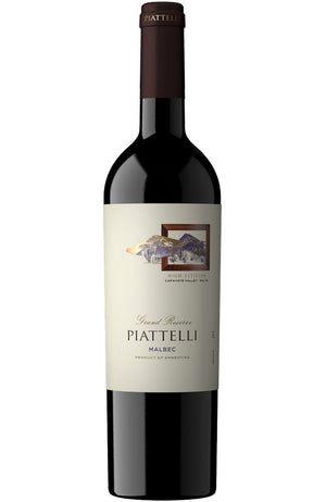Piattelli Vineyards Grand Reserve Malbec Argentinian Red Wine