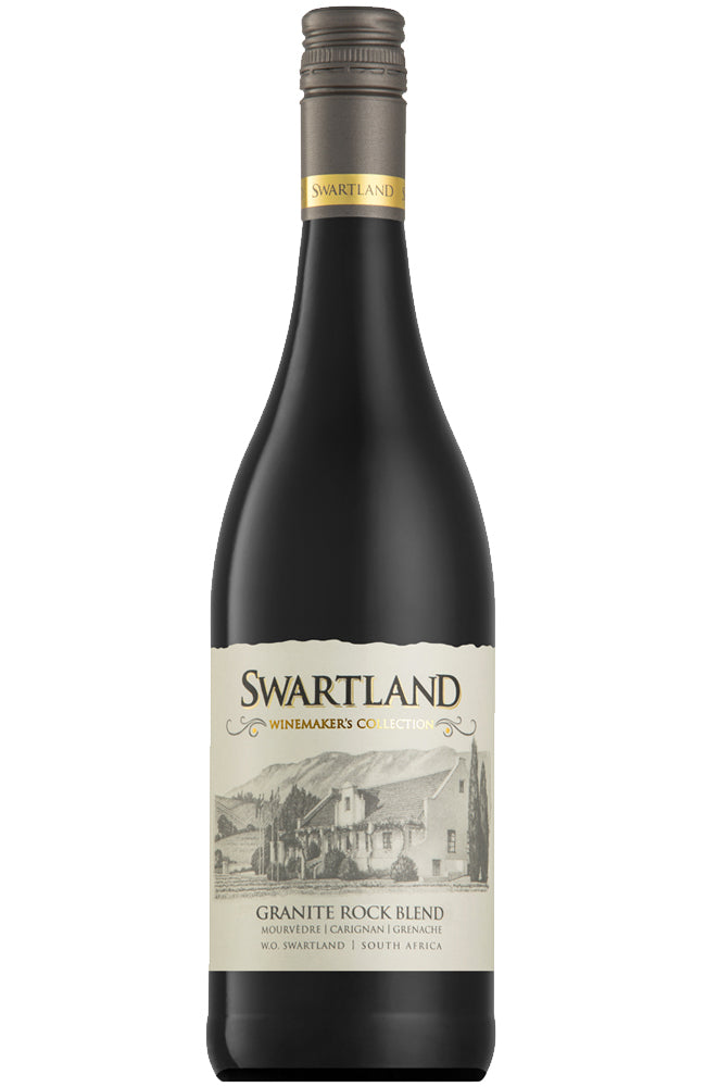 Swartland Winery Winemakers Collection Granite Rock Red Wine Blend