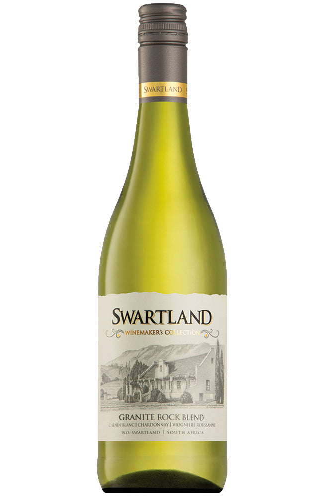 Swartland Winery Winemakers Collection Granite Rock White